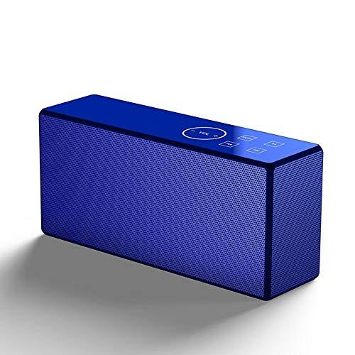 XSCZJL Altavoz inalámbrico Bluetooth Mini Conveniencia para Exteriores Alta Potencia Volumen Radio...