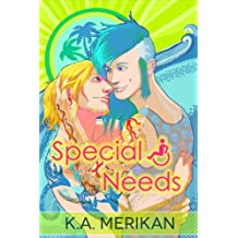 Special Needs (Special Needs #1) (M/M contemporary romance) (English Edition)