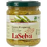 LaSelva Crème d'Asperges Bio 180 g
