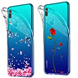 Lifeacc Phone Cover for Huawei P Smart 2019 Case, 2 Pieces