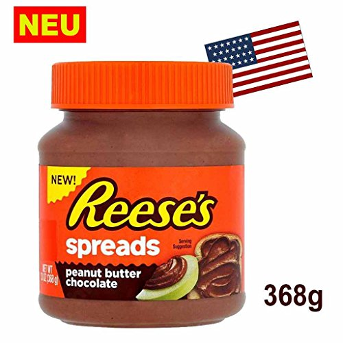 Reese's Peanut Butter Chocolate Jar 13OZ (368g)