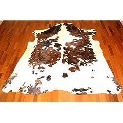 Alfombra piel de vaca (205 x 195 cm)