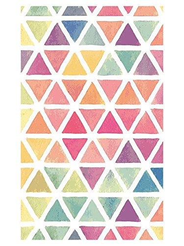 HUELLA - DECO Colors Tappeto 1350 Tappeto in Vinile - Misura - Carpet Small  70X123cm