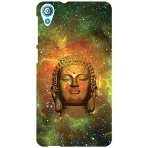 HTC Desire 820 Back Cover - Buddha Designer Cases