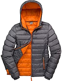 Result Urban Outdoor Ladies Urban Snowbird Hooded Coat