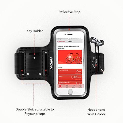 51NyR65UQwL - [amazon] iPhone Sportarmband von Mpow für nur 4,90€ inkl. Versand mit Gutscheincode *PRIME*
