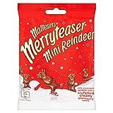 Maltesers Merryteaser Mini Reindeer, 59 g
