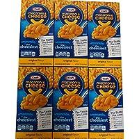 Kraft Macarrones Con Queso Cena (206g) (Paquete de 6)