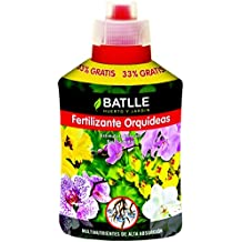 Semillas Batlle 710890UNID Fertilizante Orquideas, 400 ml