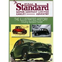 Standard and Standard-Triumph: The Illustrated History by Brian Long (1993-08-31)