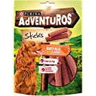 Purina Adventuros Sticks Dog Treats Buffalo Flavour, 120g