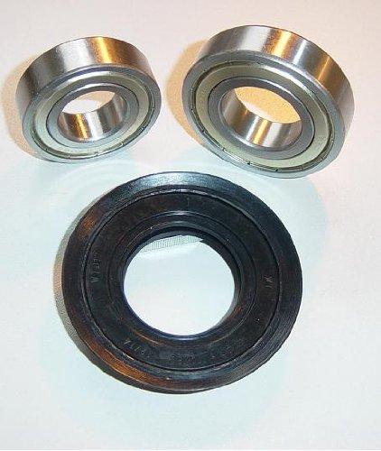 Trommellager Kugellager Lagersatz Reparatursatz für AEG Lavamat Privileg Waschmaschine 40x70x80 6205ZZ 6206ZZ
