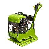 Rüttelplatte Motorleistung 6,3 kW - Plattenbreite 870 x 670 mm