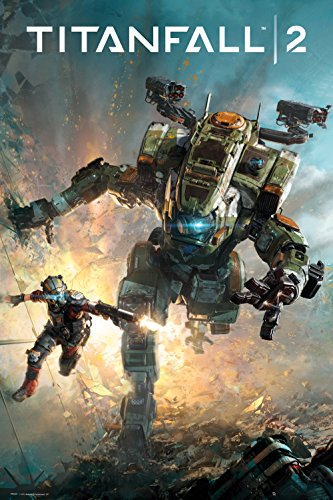 GB Eye LTD, Titanfall 2, Cover, Poster 61 x 91,5 cm