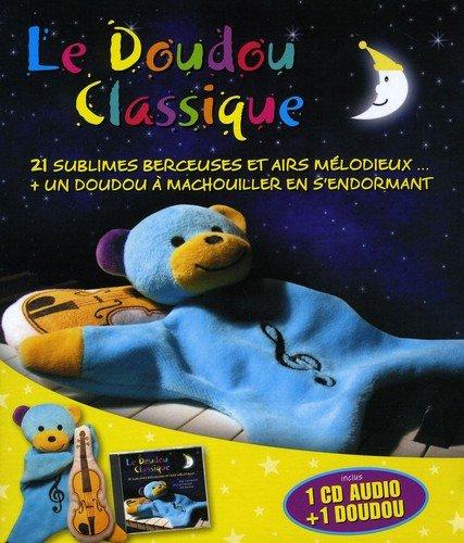 Le Doudou Classique (Coffret 1 CD + 1 Doudou)