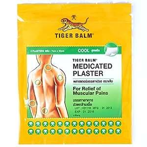 Patch Baume du Tigre Froid Anti-Douleurs (Tiger Balm) - NaturalBalm