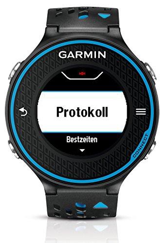 Garmin Forerunner 620-GPS-Laufuhr (verschiedene Laufeffizienzwerte, inkl. Herzfrequenz-Brustgurt) - 10