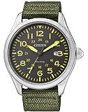 Citizen Herren Eco-Drive Armbanduhr BM6831-16E