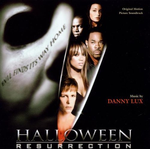 Halloween: Resurrection (OST) by Danny Lux (2002-10-28)