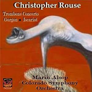 Trombone Concerto/Gorgon/Iscariot