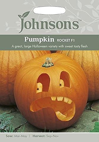 Johnsons UK/JO/VE Pumpkin Rocket F1