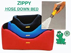 Zippy Waterproof Pet Dog Bed - medium - green from Zippy UK