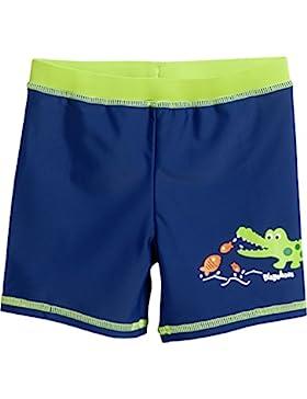 Playshoes Jungen Badehose Uv-Schutz Short Krokodil