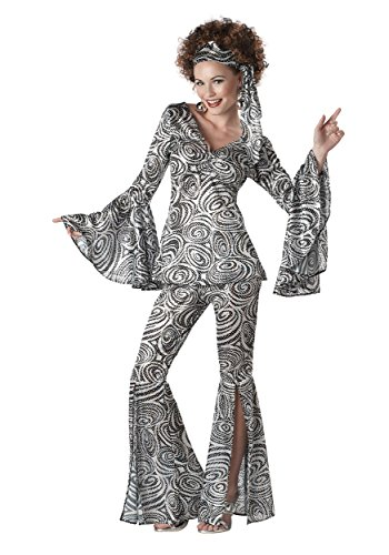 xy Lady Disco Fancy dress costume 3X (Foxy Lady Kostüme)