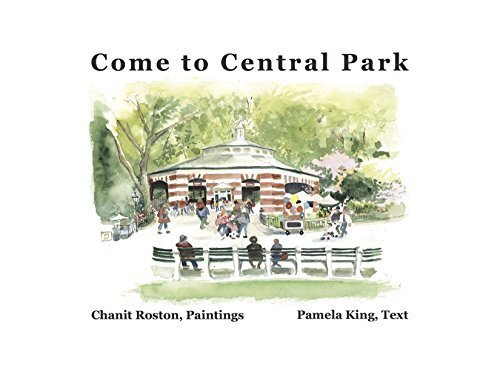 Come to Central Park by Pamela King (2015-05-04) (Blue Inc Publishing, Tree)