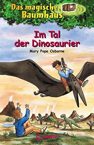 Preisvergleich Produktbild Das magische Baumhaus, Im Tal der Dinosaurier