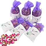 Best Buds Clothes - YUMSUM Dried Rose Buds Sachets Clothes Fragrant Scented Review