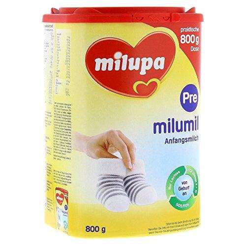 Milumil Pre fórmula infantil - desde el nacimiento, 800g