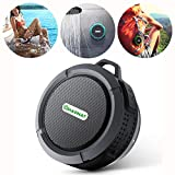 HAPNAT™ Wireless Portable Waterproof Bluetooth Speaker with HD Sound, Microphone, Hands-free Calling