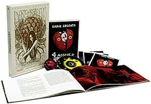 4 Mosche di Velluto Grigio - Special Edition (DVD + Blu-Ray) (Libro + 3 Card + Autografo originale) Esclusiva Amazon