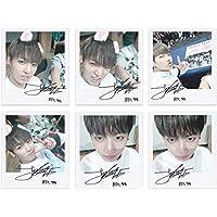 BTS Bangtan Boys fancafe jungkook Self Wide Polaroid Photo Set Ver.1
