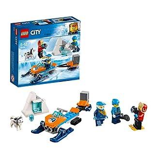 LEGO City – Ártico: Equipo de Exploración (60191)