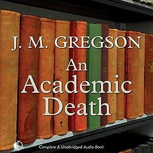 An Academic Death: A Lambert and Hook Mystery