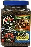 Zoo Med Aquatic Turtle Food Growth Formula 212 Grams