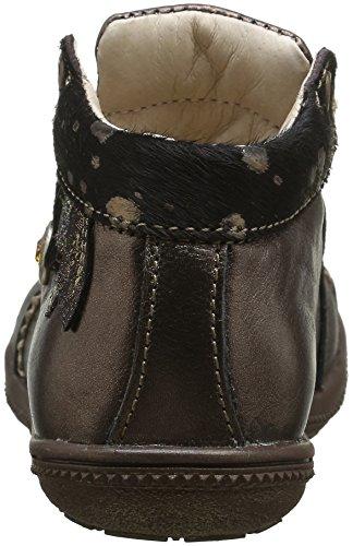 Catimini Ara, Chaussures Premiers Pas Bébé Fille Or (14 Vte Cuivre Dpf/2822)