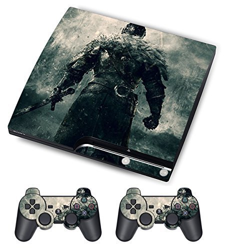 Skin for Sony PS3 Slim Console System
