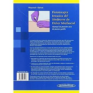 Fisioterapia Invasiva del Síndrome de Dolor Miofascial. Manual de punción seca de puntos gatillo