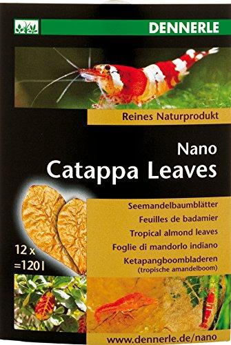 Dennerle 7004057 Nano Catappa Leaves -