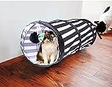joymod Polyester faltbar Zelt spielen Tunnel für Katzen