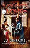 Book cover image for A Knight's Love: Medieval Time Travel Romance (Campbell Brothers)