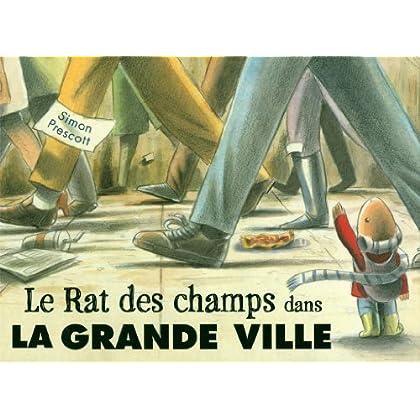 RAT DES CHAMPS DANS GRDE VILLE