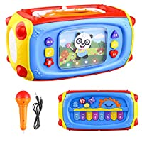 ARANEE Baby Musical Toys Discovering Activity Centres Birthday Present Christmas
