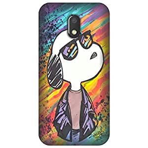 Ethnic Style Snoopy Edited Printed Back Case Cover For Nokia 6 | Hard Polycarbonate Designer Back Case Cover In Cases And Covers