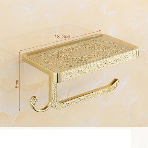 oro-europeo-portarollos-oro-toallero-bano-de-rack-plegable-accesorios-i