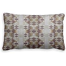 Bonny sui Pillow case kaki beige Coffee Caramel Brown Mosaic pattern Couch Pillow case