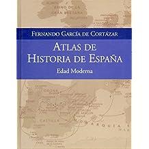 Atlas De Historia De España III. Edad Moderna